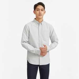 EVERLANE - Standard Fit Japanese Oxford Shirt